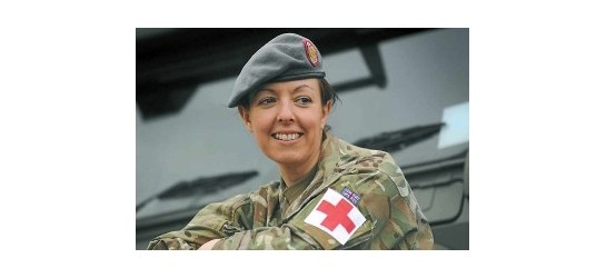 Major Tracey Brown